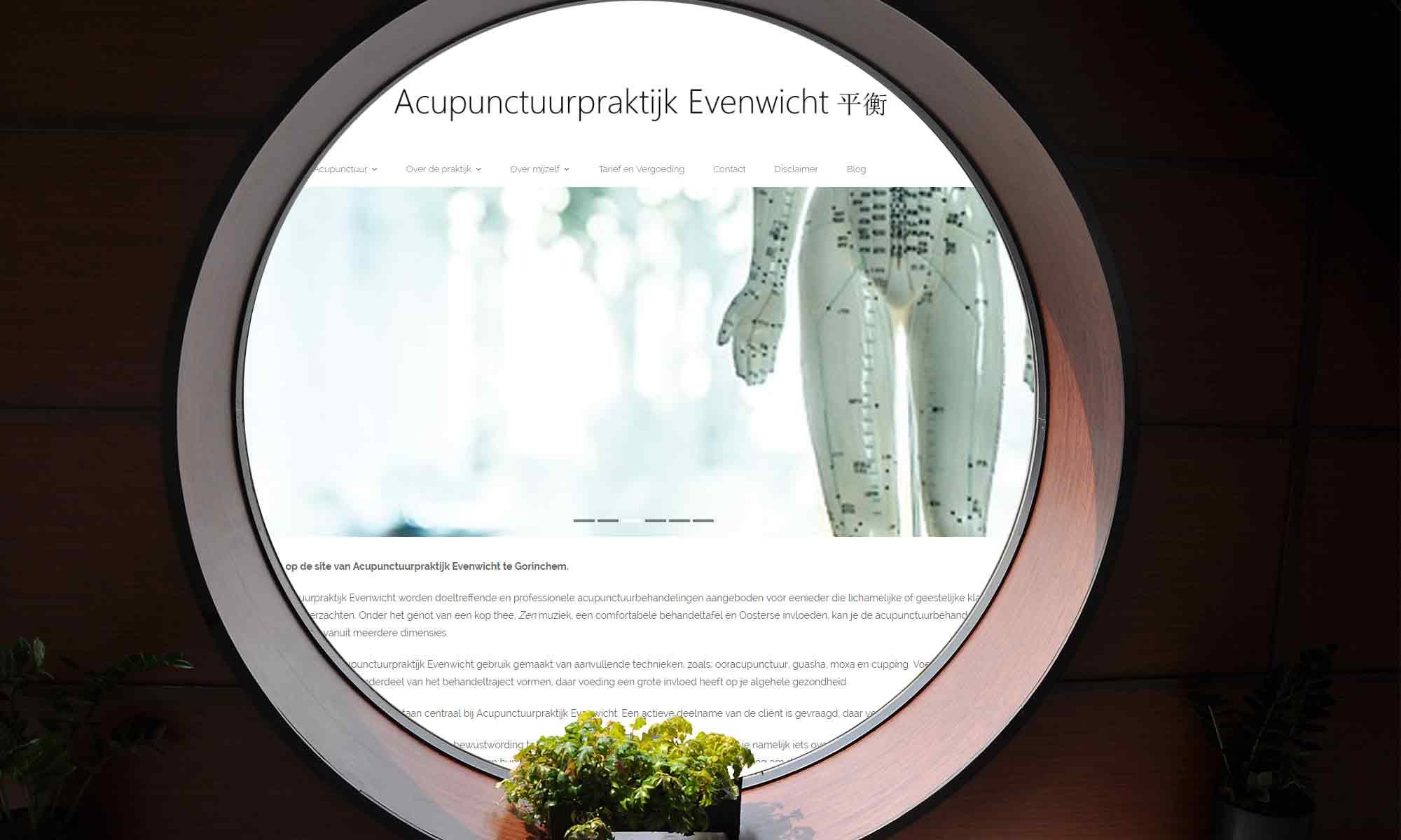 CW-Design-portfolio-website acupunctuurpraktijk Evenwicht