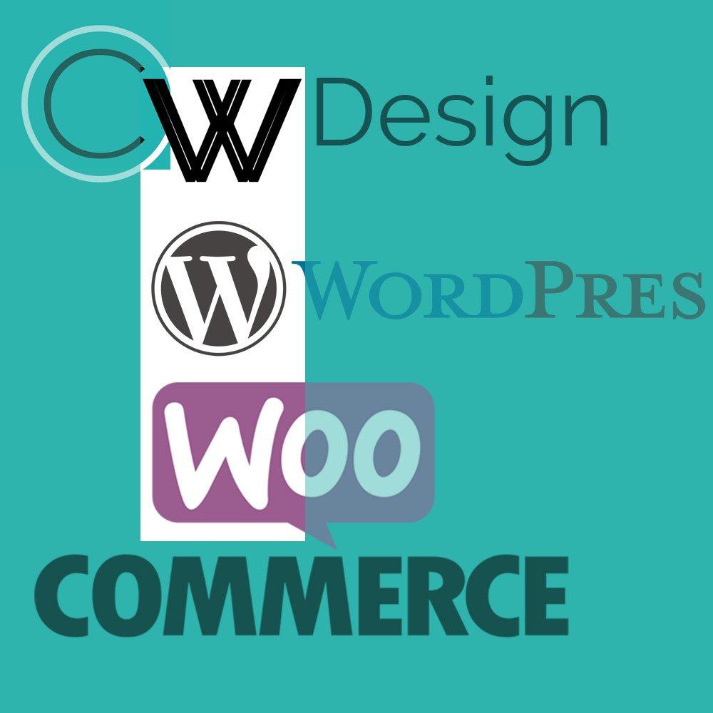 CW-Design-Wordpress-Woocommerce